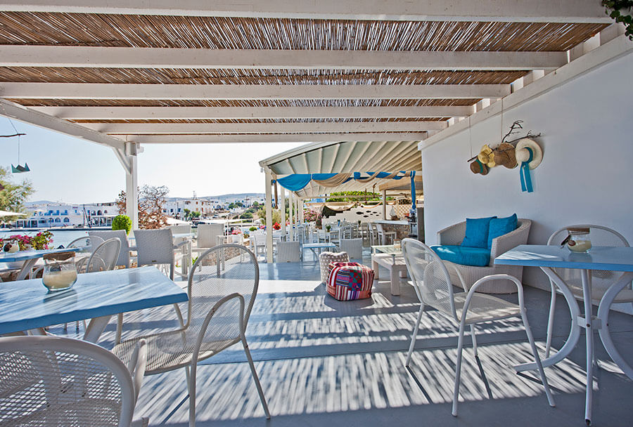 Lounge Bar | Sunday Hotel Antiparos